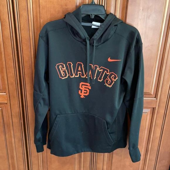 Nike San Francisco Giants Hoodie Sweatshirt